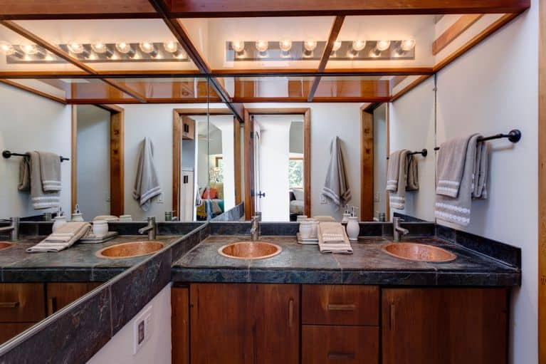 Craftman style Bathroom