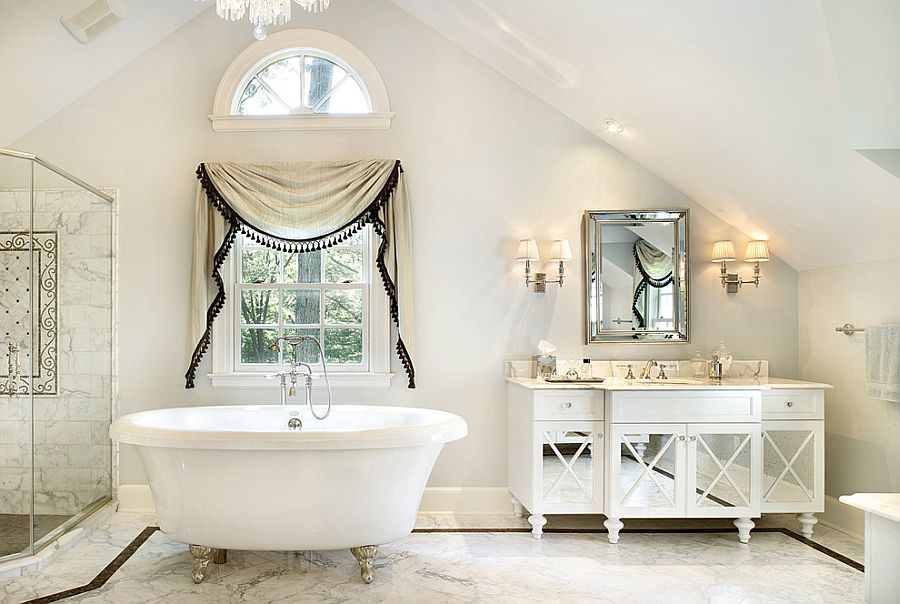 Shabby-chic Bathroom