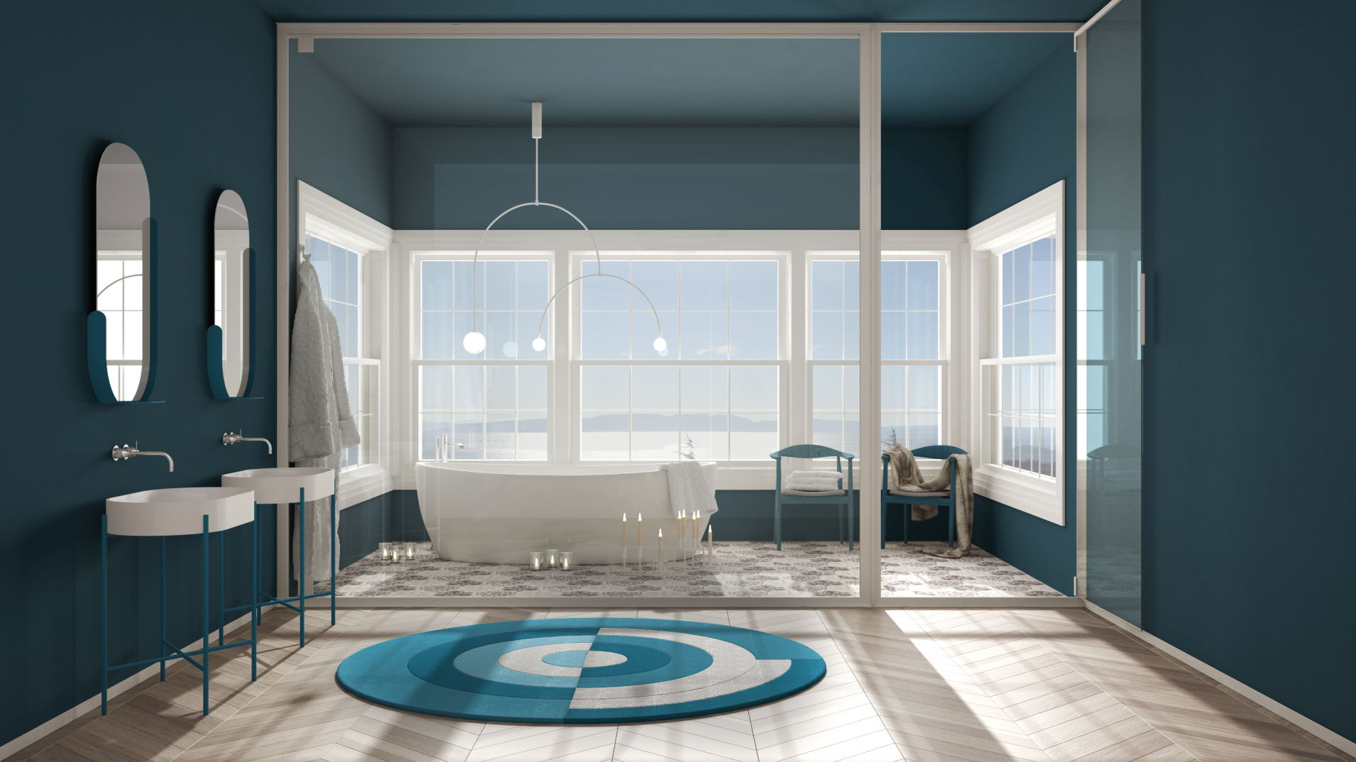 Luxury Bathroom Renovation & Installations | Workking Spain